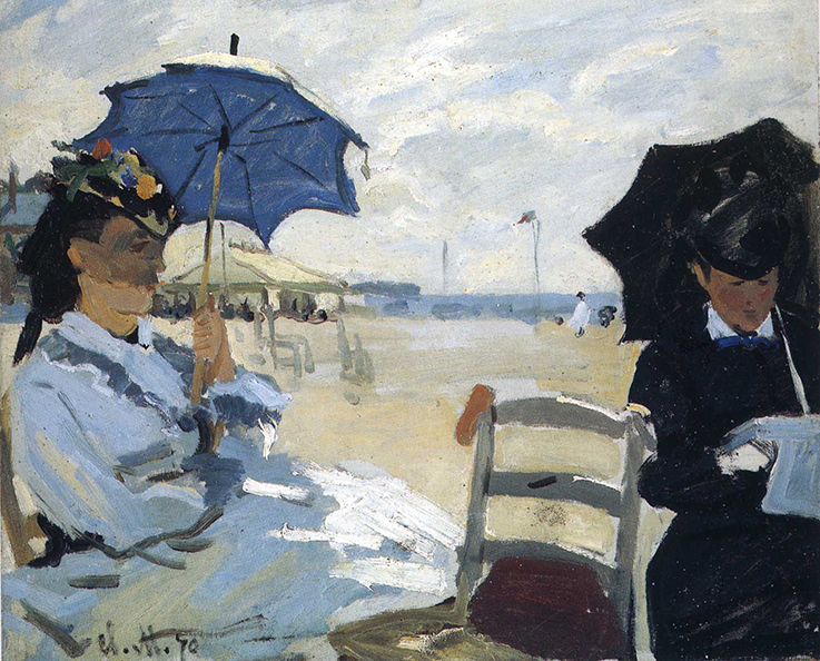 the-beach-at-trouville