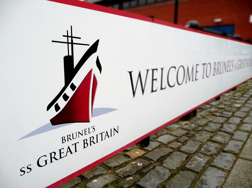 ss Great Britain logo