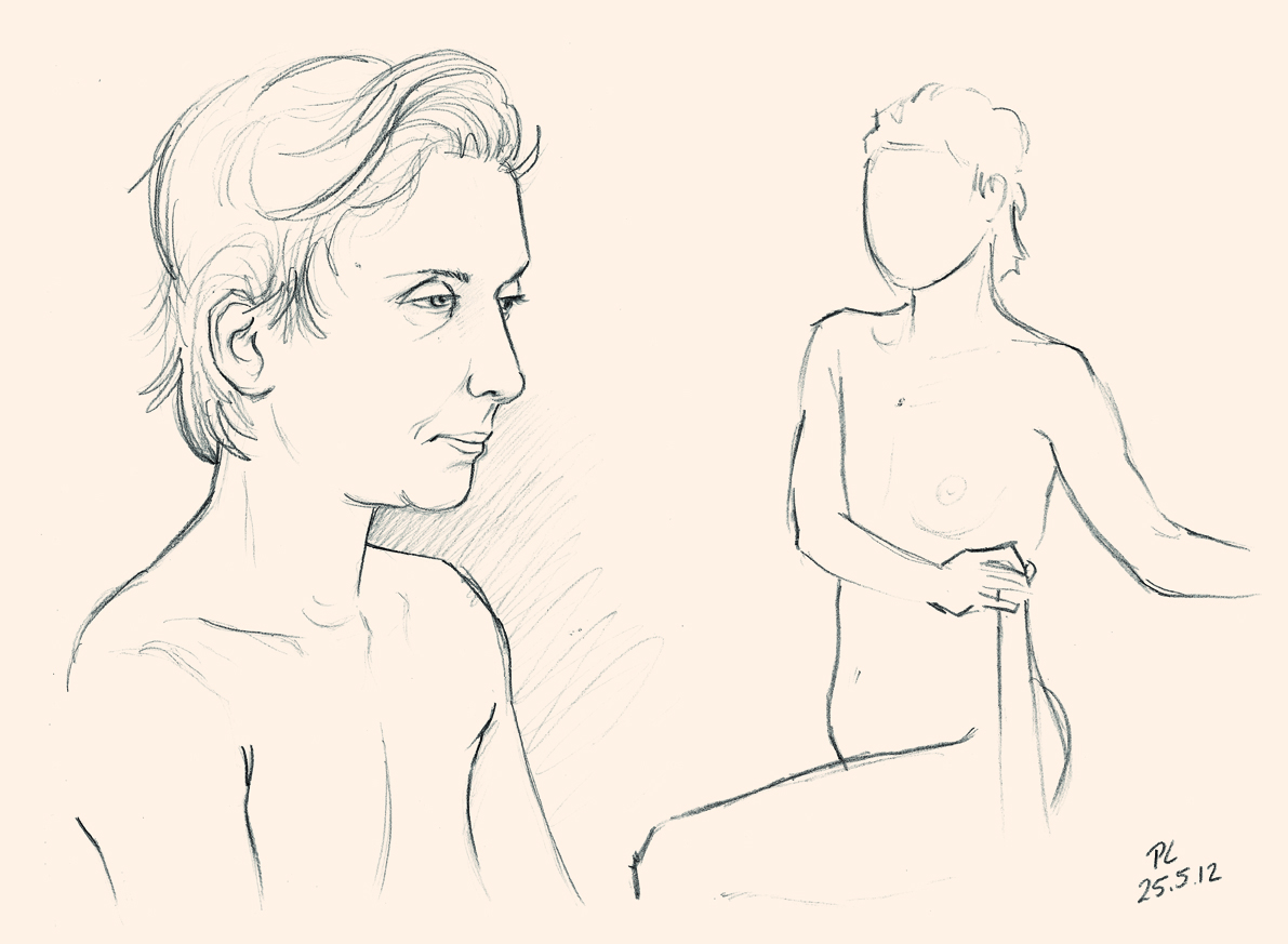 Paul Lappin life drawing1