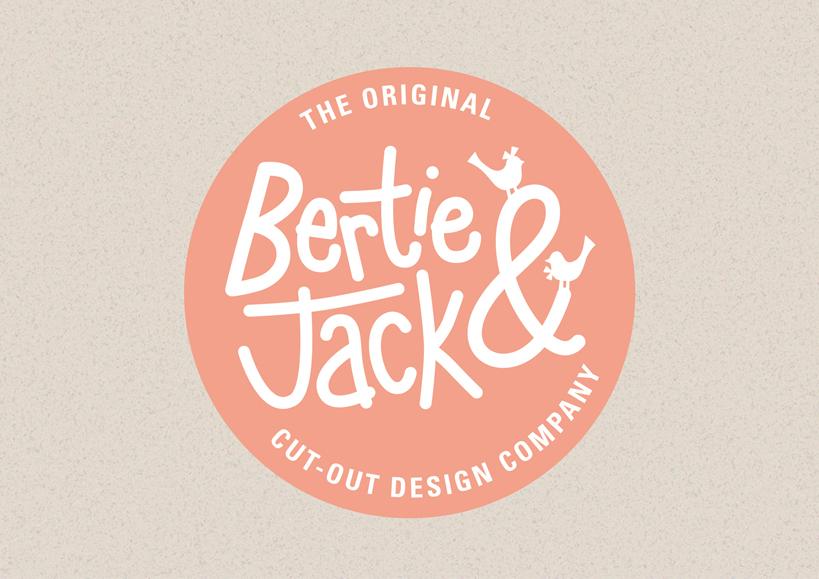 Bertie & Jack brand design and marketing