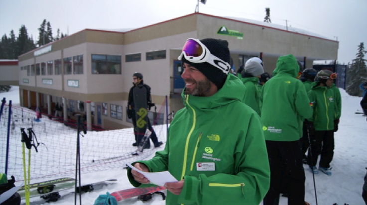 Diary of a Snowboard Instructor