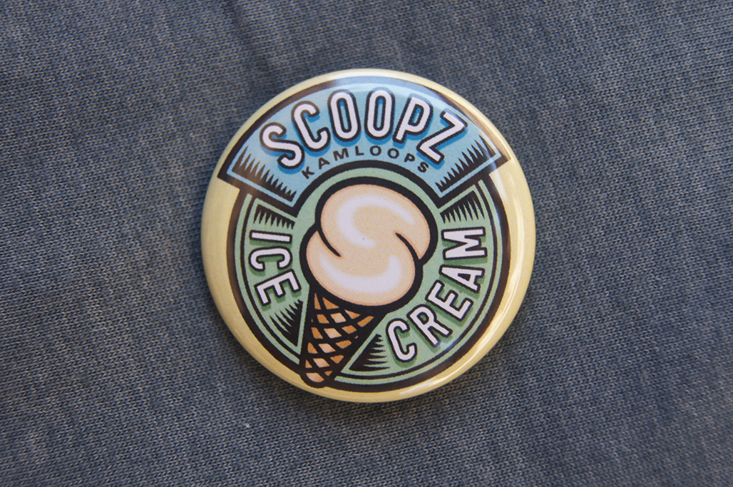"""Scoopz"" Ice Cream Parlour"